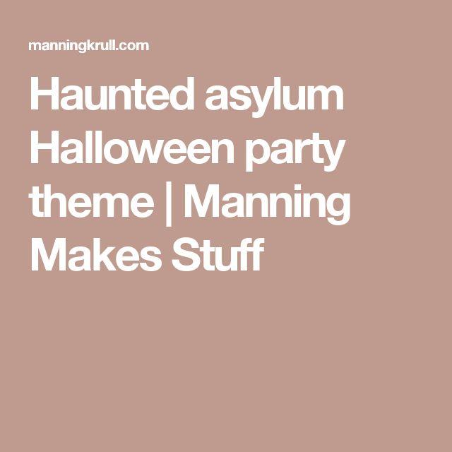 Best 25+ Asylum halloween ideas on Pinterest | Insane asylum ...