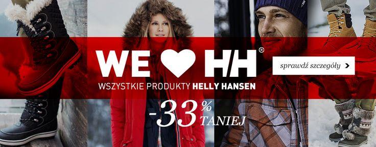 Kurtki i inna odzież Helly Hansen - 33 % w sklepie Landersen.pl