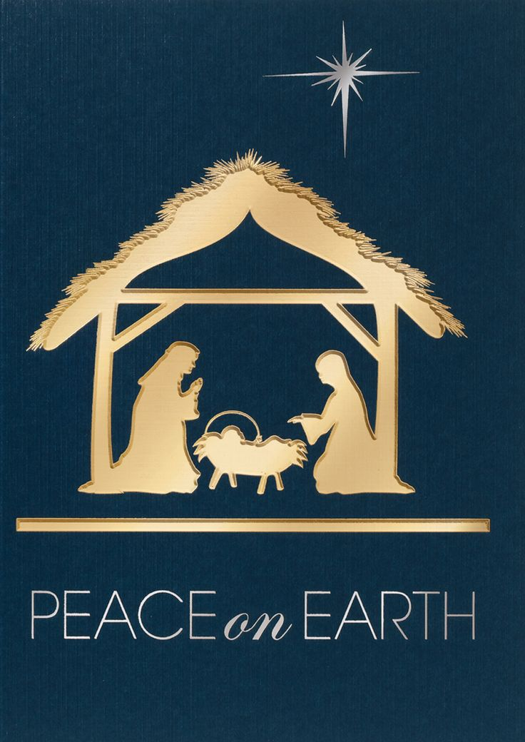 34 best Religious Christmas Cards images on Pinterest | Religious ...