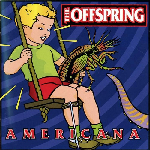 Offspring a great concert. Would have been better outdoors :)