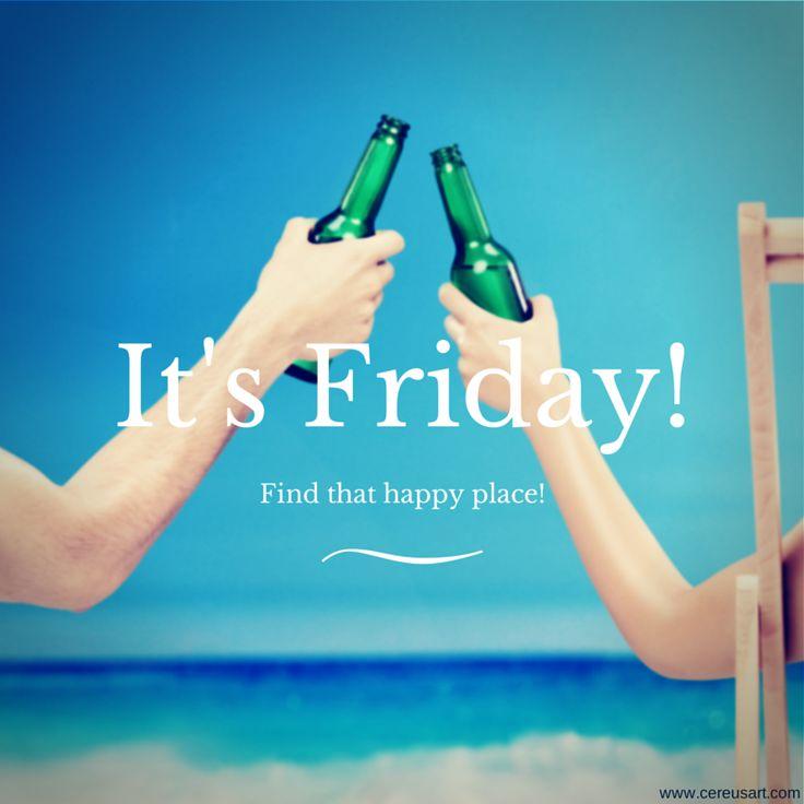 Its Friday: Happy, Beaches