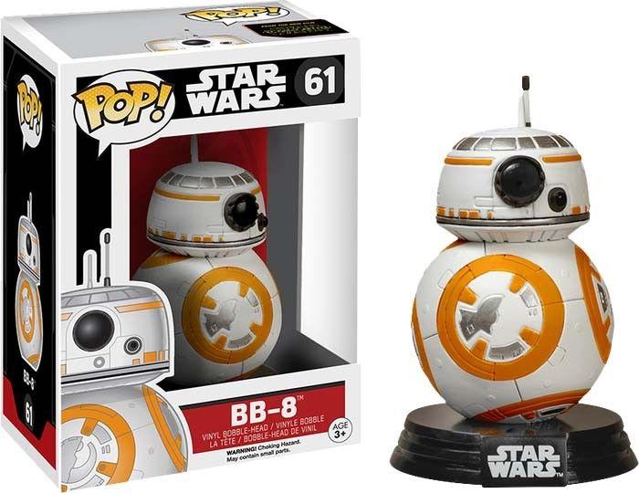 Pop! Vinyl Star Wars - BB-8 Roller Droid Ep 7 #61
