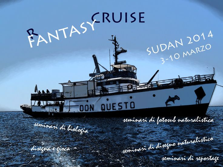 Fantasy Cruise in March
