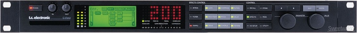 TC Electronic G-Force - $1659.99 - One of the best guitar effects processor