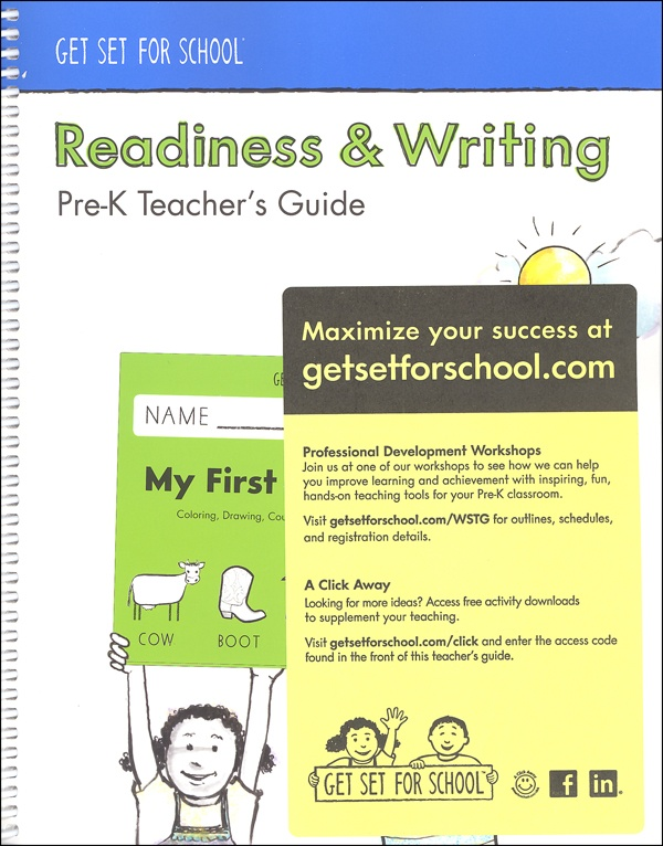 My First School Book Child Writing Readiness Pinterest