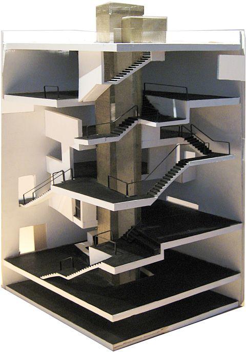 Knut Hamsun Center, Steven Holl Architects