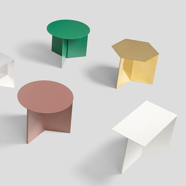 Hay - Slit Table Hexagon
