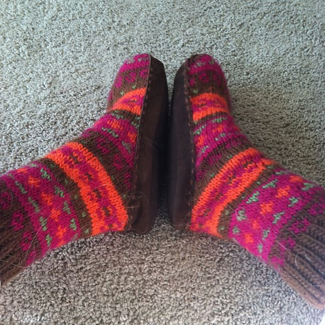 842 best Knitting: Slippers & Boots images on Pinterest | Fabric ...