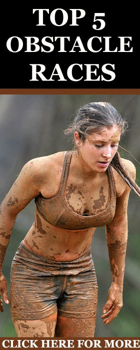 If you are into adventure racing, then here are The 5 Best Obstacle Races In The World : http://www.runnersblueprint.com/best-obstacle-races-the-world/ #Mud-runs #Obstacle-race #Races #Runners