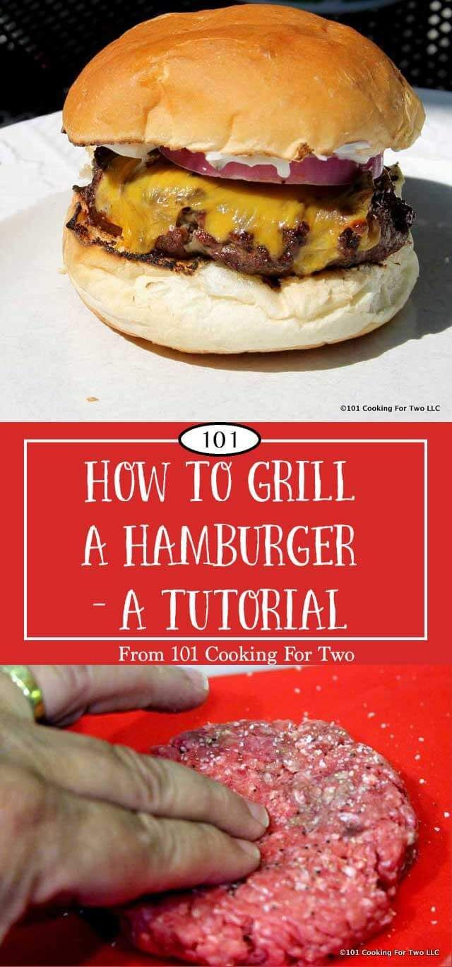 Learn the secrets of grilling a really good hamburger on a gas grill (or a charcoal grill).  It is oh so easy if you know a few secrets. Great burgers can be yours. via @drdan101cft