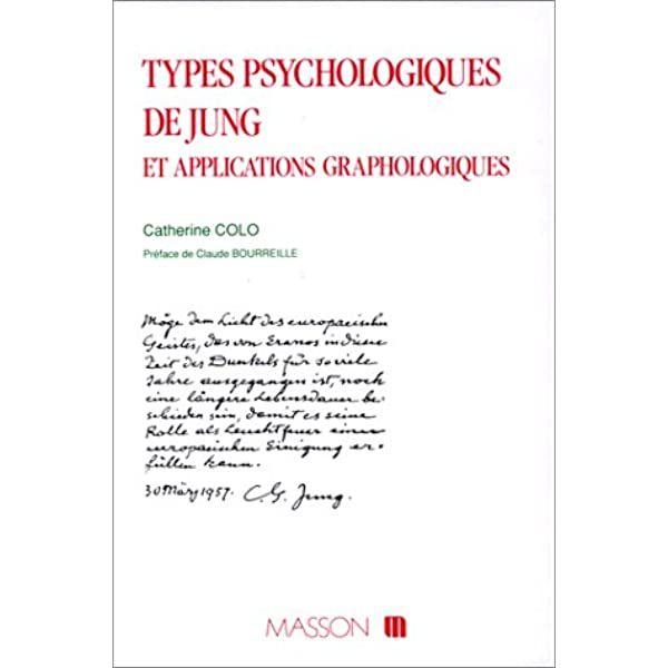 Pdf Types Psychologiques De Jung Et Applications Graphologiques Ebook Psychologie Telecharger Pdf Telechargement