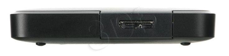 DYSK ZEWNĘTRZNY WESTERN DIGITAL ELEMENTS WDBUZG5000ABK 500GB 2,5 USB 3.0,USB 2.0 CZARNY