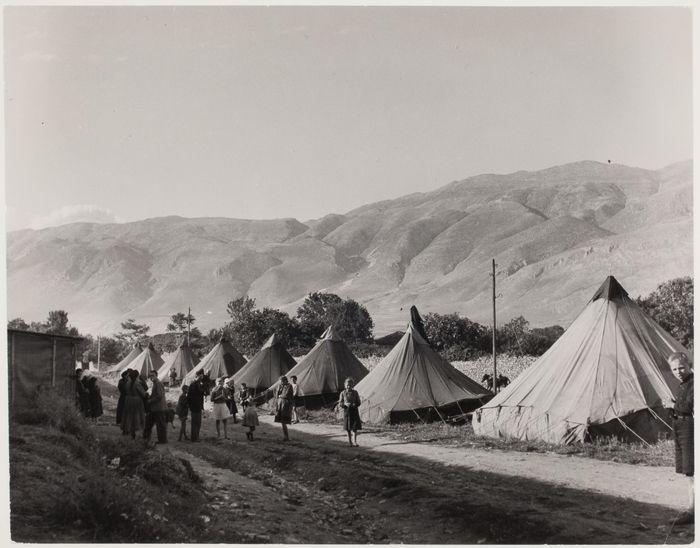 Καταυλισμός στα Ιωάννινα (1948)