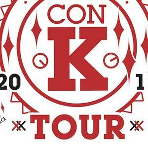Kraftklub auf Kolumbien Con K Tour 2012