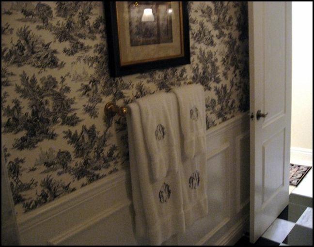 Toile Bathroom Ideas: 1000+ Images About Toile De Jouy On Pinterest