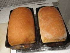 How To Bake Bread With Your KitchenAid Mixer, Homemade bread fresh out of the oven.