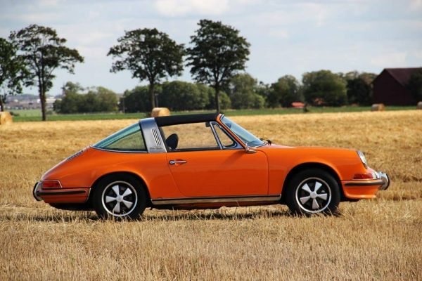 1971 Porsche Targas 911T