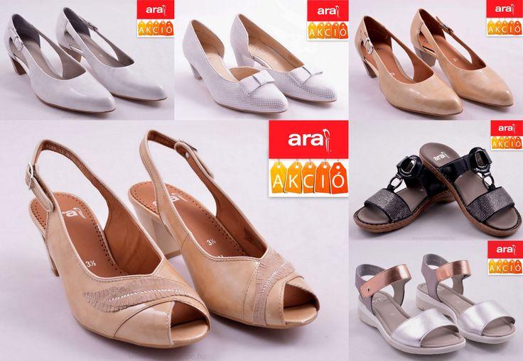 A mai naptól minden Ara nyári lábbeli 30 %-os kedvezménnyel vásárolható, a Valentina Cipőboltokban vagy rendelhető webáruházunkból! Csak egy kattintás 😉 Várjuk nagy szeretettel!  http://valentinacipo.hu/kereso/marka/ara-22  #ara #ara_cipő #ara_szandál #Valentina_cipőbolt #ara_webshop