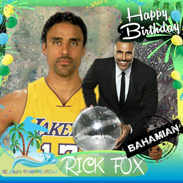 Happy Birthday Rick Fox!!! Retired Pro Basketball Player turned Actor was born of Bahamian descent!!! Today we celebrate you!!! @imrickafox #rickfox #islandpeeps #islandpeepsbirthdays #nba #lalakers #dancingwiththestars