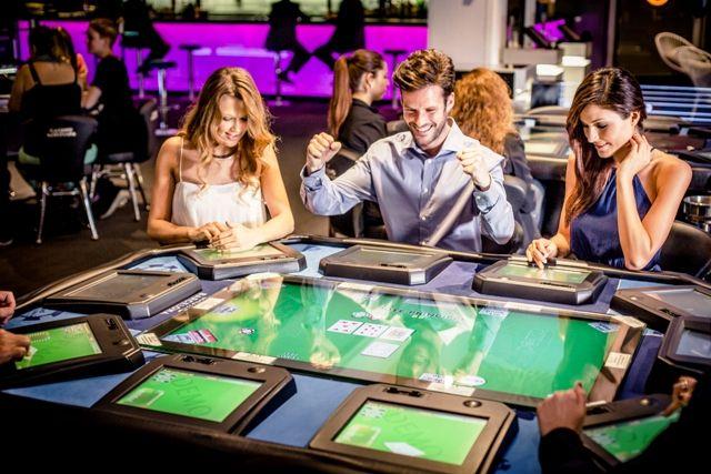 publicidad Casino Barcelona 2014
