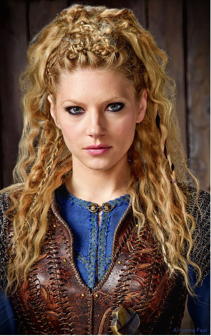 Lagertha... YOU ROCK!!! <3