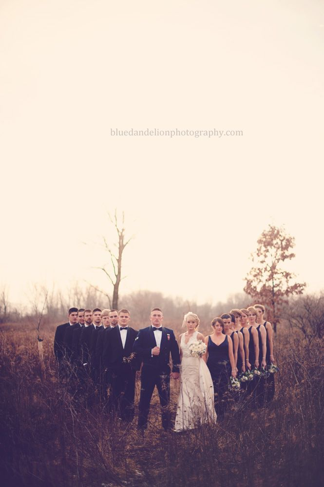 my absolutely BEAUTIFUL friend got married on NYE.  Take a peak at the photos, they're gorgeous. courtesy of Blue Dandelion Photography.