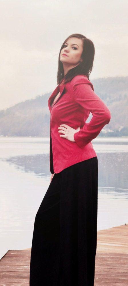 designer blazer for women, statement clothes fashion  US$114.95