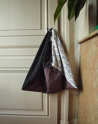 Les 25 meilleures id es de la cat gorie sac en origami sur for Boite a couture tres originale