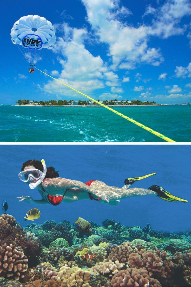 17 Best Images About Key West Parasailing On Pinterest