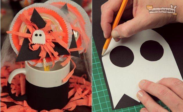 27 best manualidades para halloween images on pinterest for Decora tu hogar