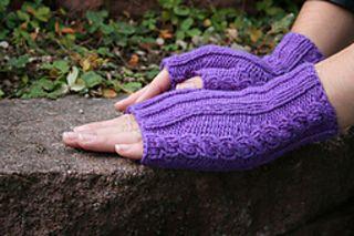 Streetwear mitts by Iwona Eriksson