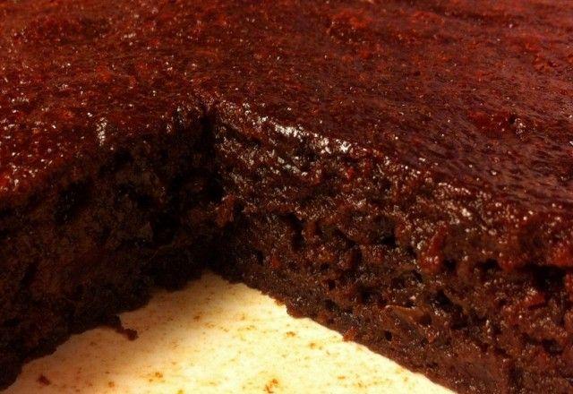 Céklás brownie Betti konyhájából