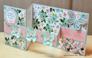 JanB Handmade Cards Atelier: Double Z Card?