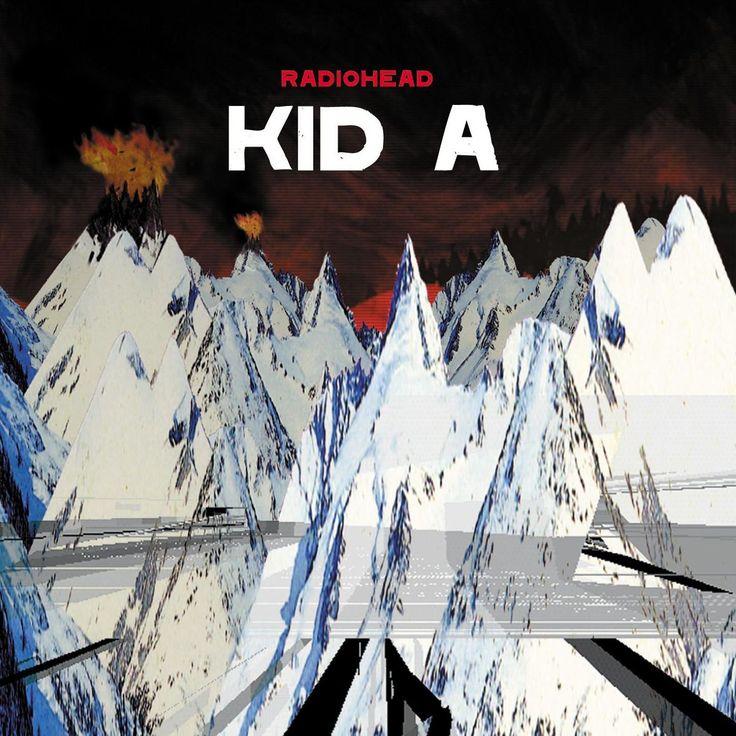 Kid A, premier album de l'histoire à être proposé en streaming sur internet...