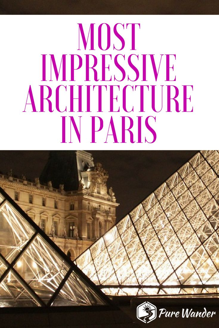 Paris is full of beautiful architecture! | Best places to visit in Paris | Prettiest Paris buildings | Best architecture Paris | French architecture | France vacations