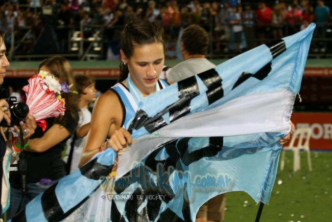 Final #CT2012   Martina Cavallero #LasLeonas #HockeyCesped