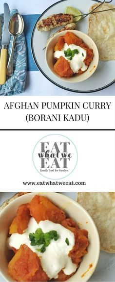 Afghan Pumpkin Curry: Insanely Delicious! Unlike other curries which can be swamped with different flavours, this one is actually very simple with…