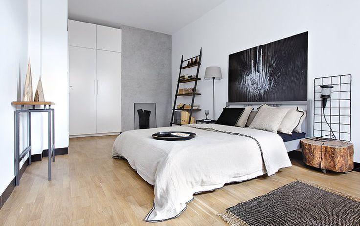 49-metrowe mieszkanie Ignacego na warszawskiej Pradze - kupili mu je i urządzili rodzice. Zobaczcie - Dom
