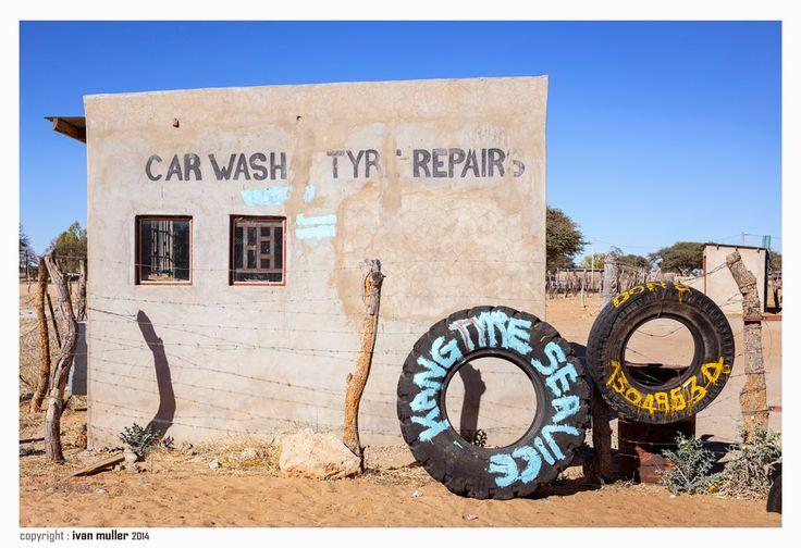 Kang Botswana Ivan Muller, the lazy travel photographer .