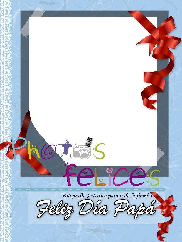 Marcos para el Día del Padre Marcos para fotos gratis Pinterest