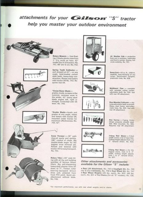 24 best ebay images on pinterest backyard chickens sheds and fabrics gilson montgomery ward pic thread mytractorforum the friendliest tractor forum and fandeluxe Images
