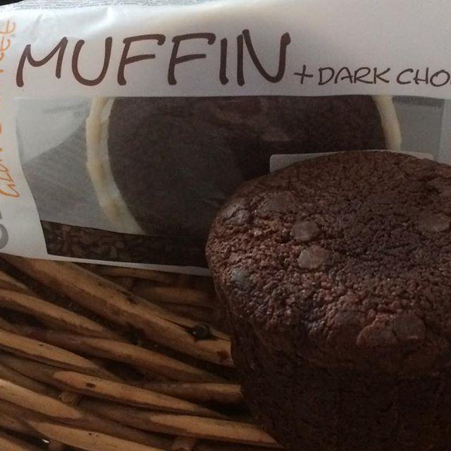 🍫 #muffins #chocolat très noir, les amoureux du choco devraient aimer 😍 #sansglutensanslait #glutenfree #dairyfree #schnitzer 🍩 #yummy #pornfood #miammiam 👍🏻