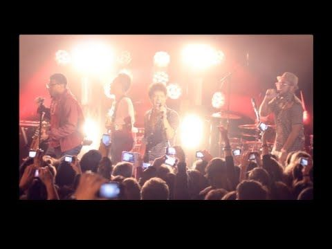 Bruno Mars - Locked out of Heaven [Live in Paris]  If I were there, I'd be dancing my ass off instead of trying to record on my phone!