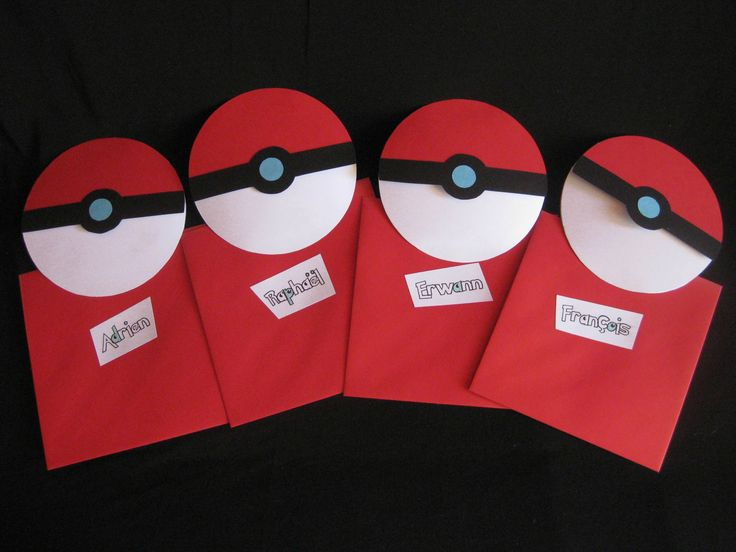 Exceptionnel Les 25 meilleures idées de la catégorie Anniversaire pokemon sur  PK72