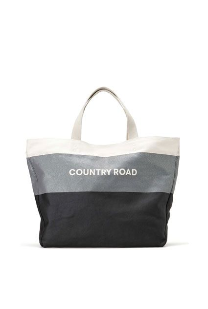 Country Road   Colour Block Stripe Totes   $64.90