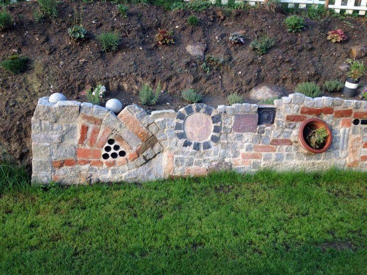 Gartenmauer bauen – Bauanleitung zum Selberbauen -…