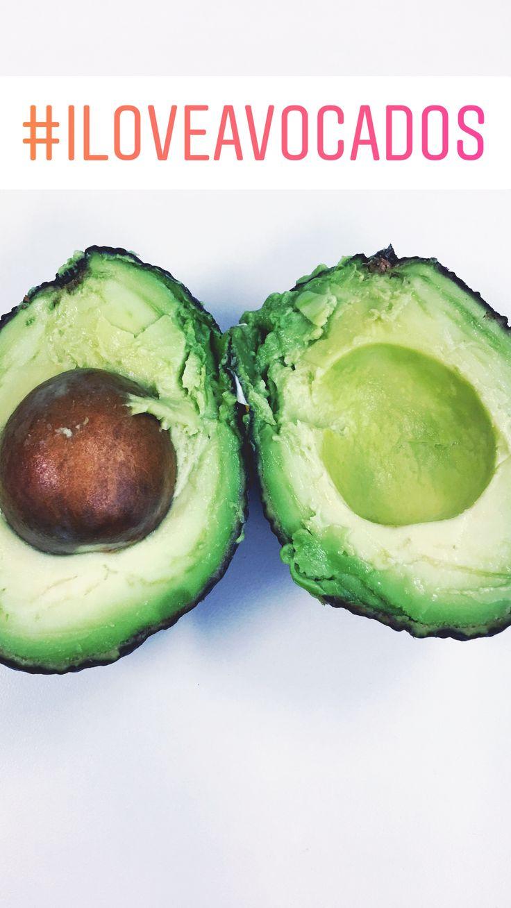 Perfect avocado.
