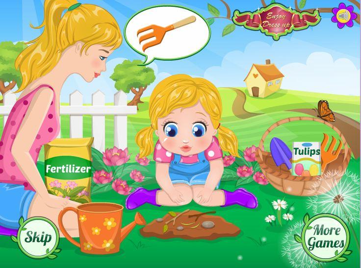 Barbie's Baby Allergy   http://www.enjoydressup.com/baby-games/barbies-baby-allergy-8673.html