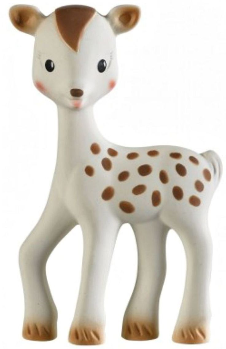 Kjøp Sophie The Giraffe Fawn | Leker Babylek | Jollyroom