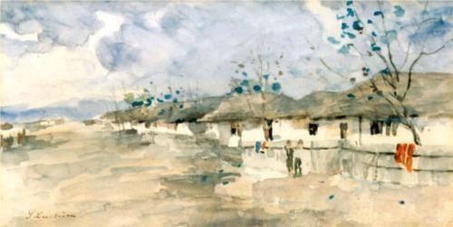After Rain, at Băneasa - Stefan Luchian